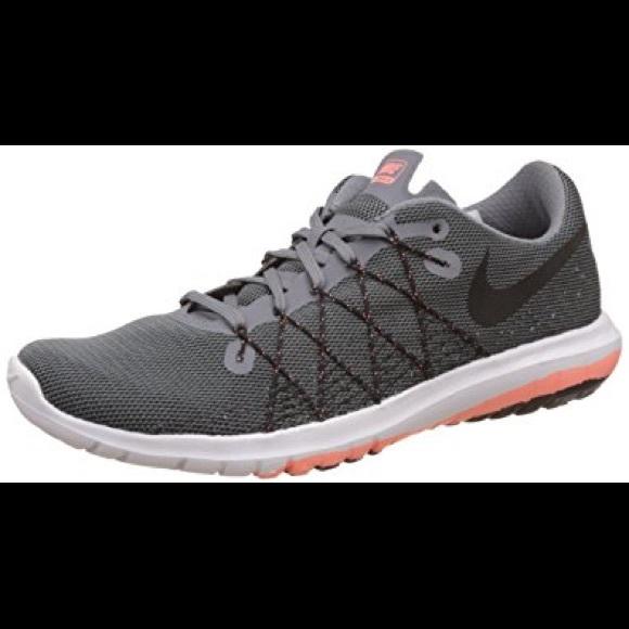 timeless design 0412c 0460b Women s Nike Flex Fury 2 Cool Gray Running Shoes. M 5b0c37db61ca100f35f20d03